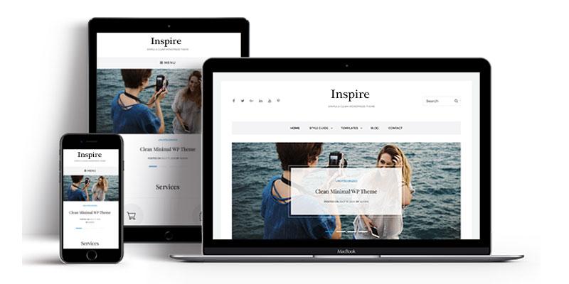 Inspire Theme Documentation